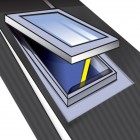 CLEARLINE ELECTRICALLY OPERATED WINDOWS - ROOF VENT